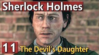 EISENSCHMIEDE ► Sherlock Holmes The Devils Daughter #11