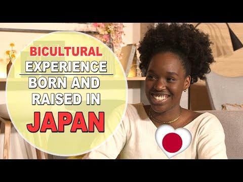 【字幕付き】Japanese Is My First Language | Born And Raised In Rural Japan To Black Parents | Ft. Tiffany
