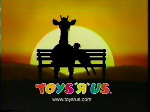 1996 - Toys R Us - Grown Up Commercial