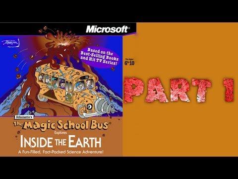 Whoa, I Remember: Magic School Bus Explores Inside the Earth: Part 1