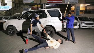 Epic murder prank - Khoon khoon kardiya 😱