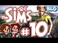 Let's Play The Sims 1 - Part 10 - Killer Gnomes