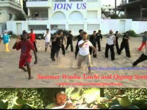 Invitation to join World Taichi and Qigong day in Macau, Hong Kong and Zagreb