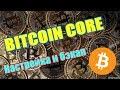 Bitcoin Core  Настройка и бэкап