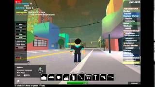 yuma985's ROBLOX video