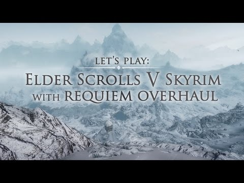 Skyrim Requiem (DiD): Mistress of the Undead, Episode 1 -- Naked and afraid