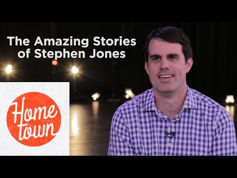 Hometown Episode 607 - The amazing stories created by Producer Stephen Jones