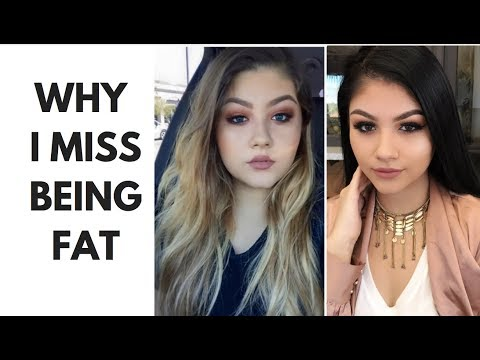 HOW I LOST 40 LBS IN A MONTH AND WHY I MISS BEING FAT