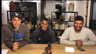TVgtv Ep18 - The Rugby Show with Dean Apollis and Special Guest Chevandre van SchoorAbner