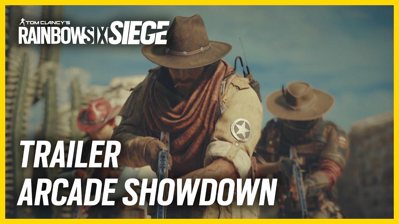 Rainbow Six Siege - Showdown: De Volta ao Velho Oeste | Ubisoft Brasil