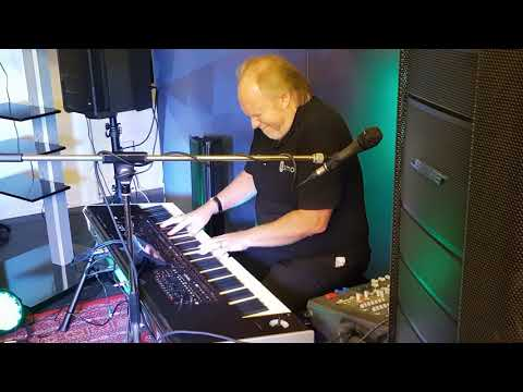 Somewhere played by Pete Shaw at the Korg PA4X demonstration for Music Direct