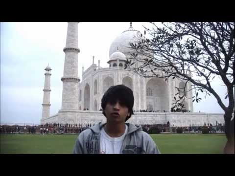 Taj Mahal, Agra India, walk through short documentary - Ronald Saraswat Productions