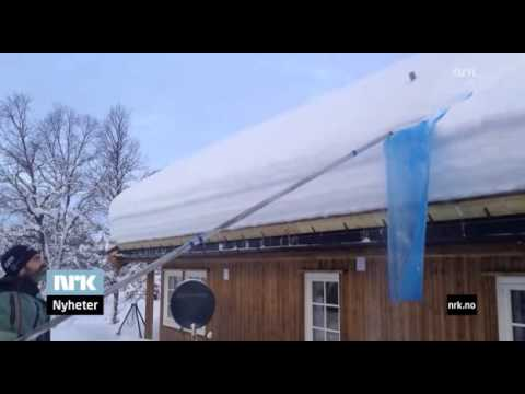 Shovel Snow Off Roof Norwegian Style How To Remove Snow