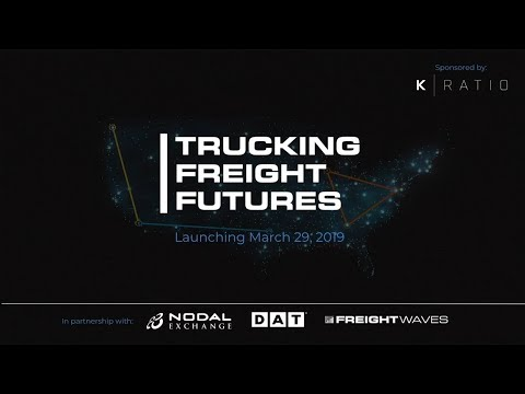 Trucking Freight Futures Road Show - New York City