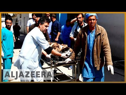 🇦🇫 Afghanistan: Dozens killed in ISIL attack near Kabul University | Al Jazeera English