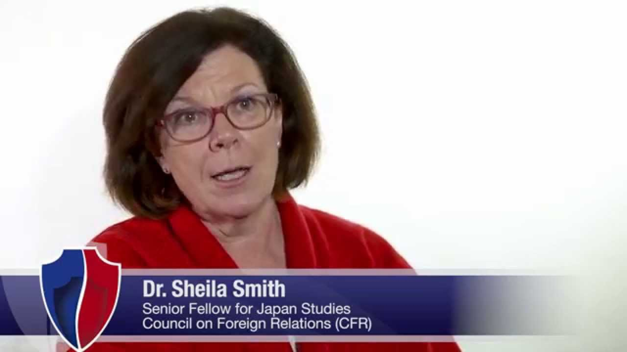 Dr. Sheila Smith: U.S.-Japan Alliance and China - YouTube