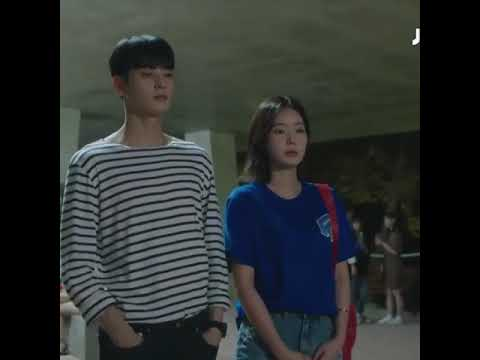 My ID Is Gangnam Beauty Eps 7 - Fireworks Scene Cha Eun Woo