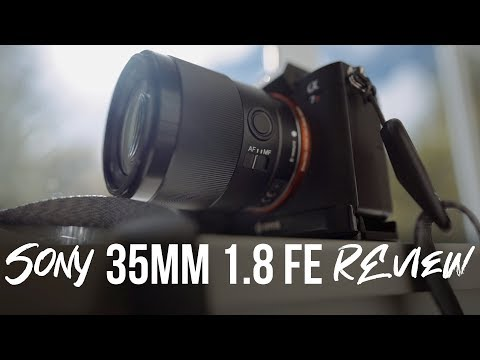 Sony 35mm 1 8 FE Review! + Sample Photos & RAW Downloads! - YouTube
