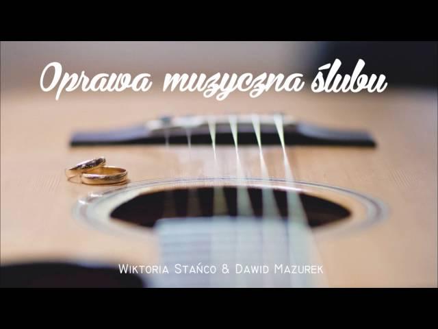 Jaspis (cover) - Wiktoria & Dawid // Oprawa muzyczna ślubu