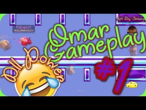 TRANSFORMICE - OMAR GAMEPLAY #1 [DLL POWER]