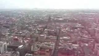 Becario ICEX en México. Que pequeñito es México D.F.