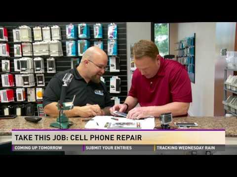 Take This Job: Cell phone repair
