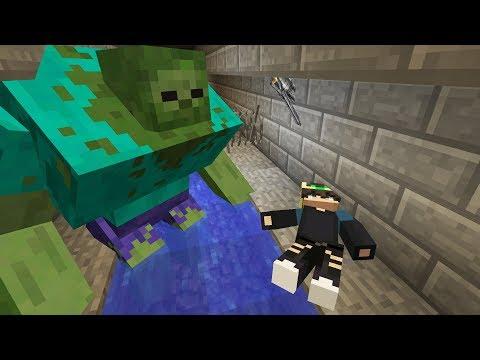 видео: В ПЛЕНУ У ЗОМБИ МУТАНТА [Часть 3] Зомби Апокалипсис в Майнкрафт (Minecraft - Сериал Про Зомби)