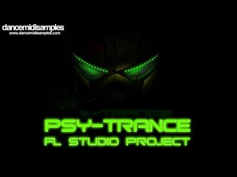 FL Studio Psytrance Project Vol 1
