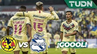 ¡Goool de Ibargüen! | América 2 - 0 Puebla | Liga Mx - AP 19 - J15 | TUDN