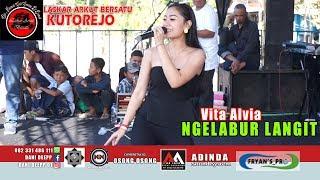 NGELABUR LANGIT -  VITA ALVIA - AA JAYA MUSIC (Live) KUTOREJO