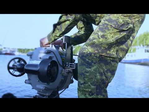 Underwater Robots at Work - Deep Trekker ROVs and Pipe Crawlers