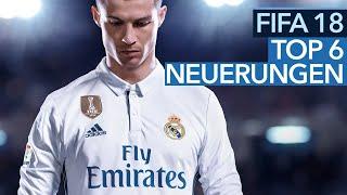 Was ist neu in FIFA 18?