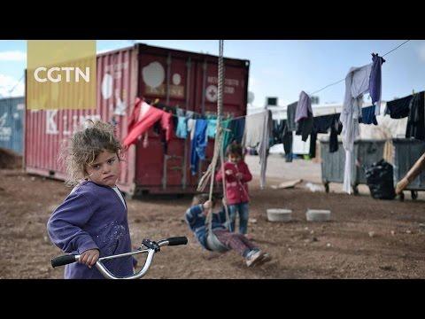 Refugee crisis: Migrants flow to Greece via Evros River crossing