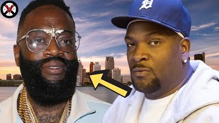 Trick Trick On The NO FLY ZONE In Detroit & Why Rick Ross Was On That List!