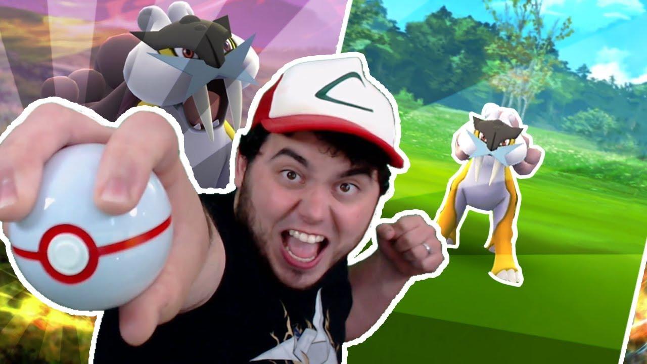 how to catch raikou in pokemon white