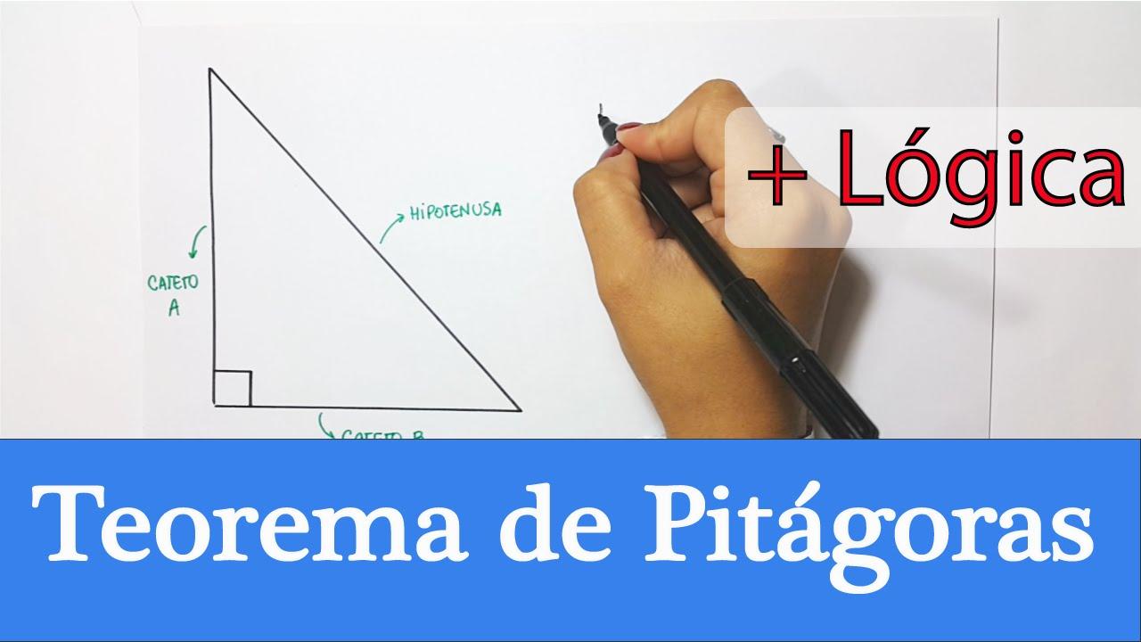 teorema de pitagoras explicaci243n y ejemplos youtube