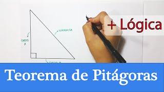 Teorema de Pitagoras explicación y ejemplos