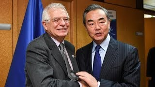 China and EU discuss outlook for strategic partnership