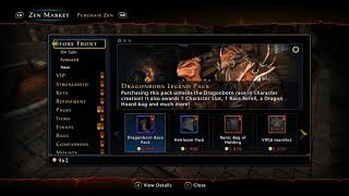Neverwinter - The Grand Retelling Bundle Buyout Scam