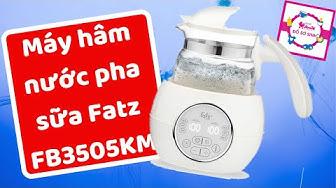 Máy hâm nước pha sữa Fatz FB3505KM