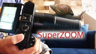 Canon PowerShot G3 X G3X bukan G7X SuperZoom Kamera Murah