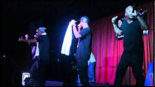 "Jagged Edge Performing ""Where"
