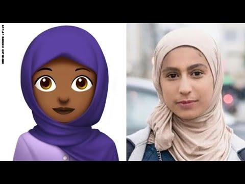 تعرفوا على السعودية التي قدّمت الحجاب إلى عالم الإيموجي  - 10:21-2017 / 7 / 23