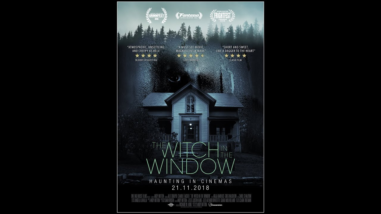 TRAILER The Witch in The Window with Indonesian Subtitle