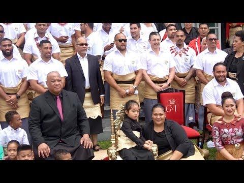 Mate Ma'a Tonga - Centenary Chapel Service