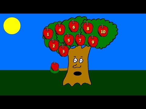 Counting Apples 1 to 10 The Learning Tree