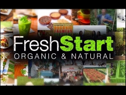 The Origins of Fresh Start Organic
