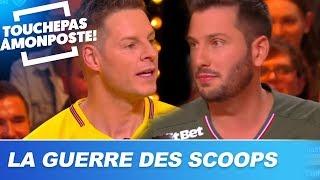 Matthieu Delormeau et Maxime Guény : la guerre des scoops !