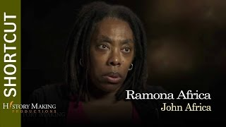 Ramona  Africa on John Africa