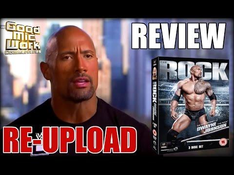 Dwayne 'The Rock' Johnson DVD Review | RE-UPLOAD